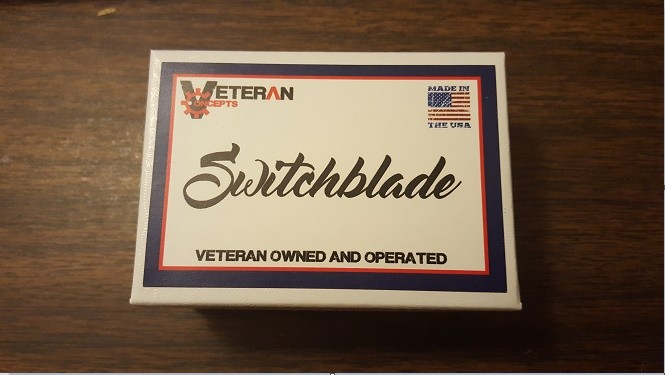 Spin Space Give-Away: SWITCHBLADE by GT TOPS! picture 2