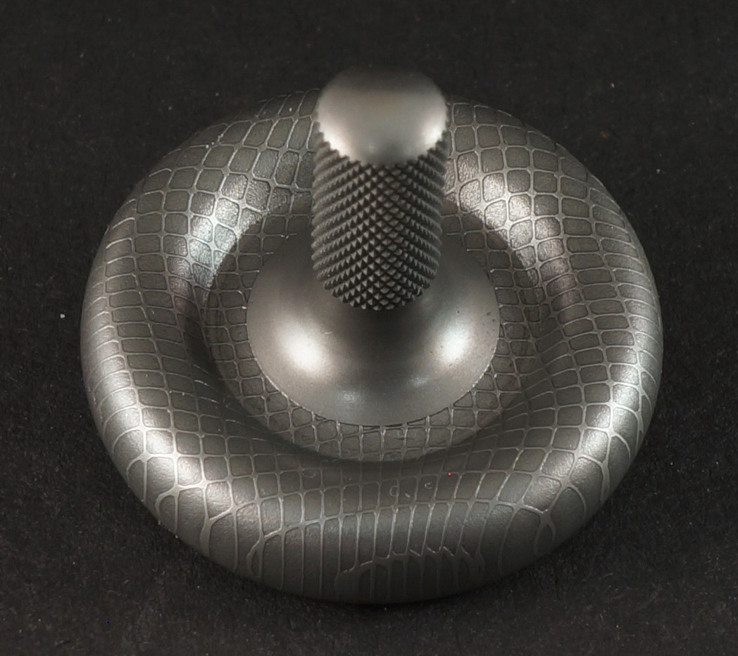 """1.12"""" Vegas Forge Spirograph and Titanium  picture 2"""
