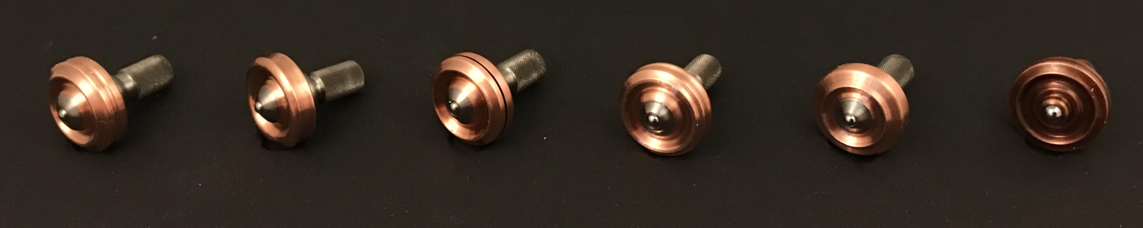 """5/8"""" Copper 182 and Ti or Bronze picture 4"""
