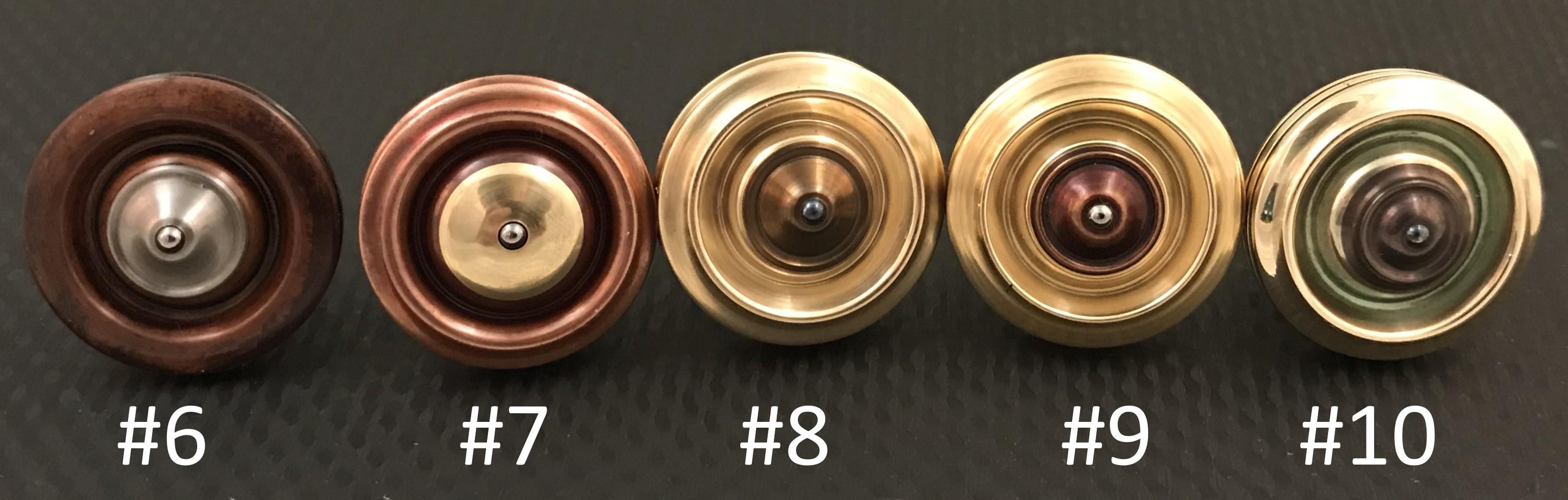 "10 1"" Copper, Brass and Bronze picture 4"