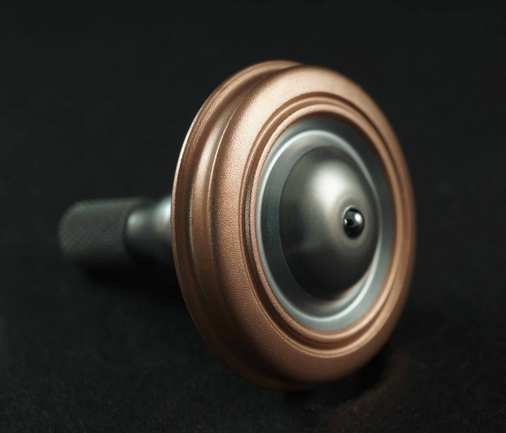 "#986 .98"" Copper and Aluminum with Titanium UFO picture 2"