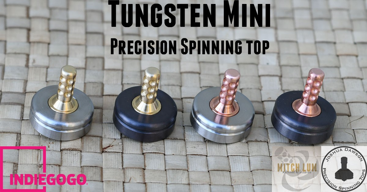 Picture of Lum/Dawson TungstenMini - PreProduction Proto