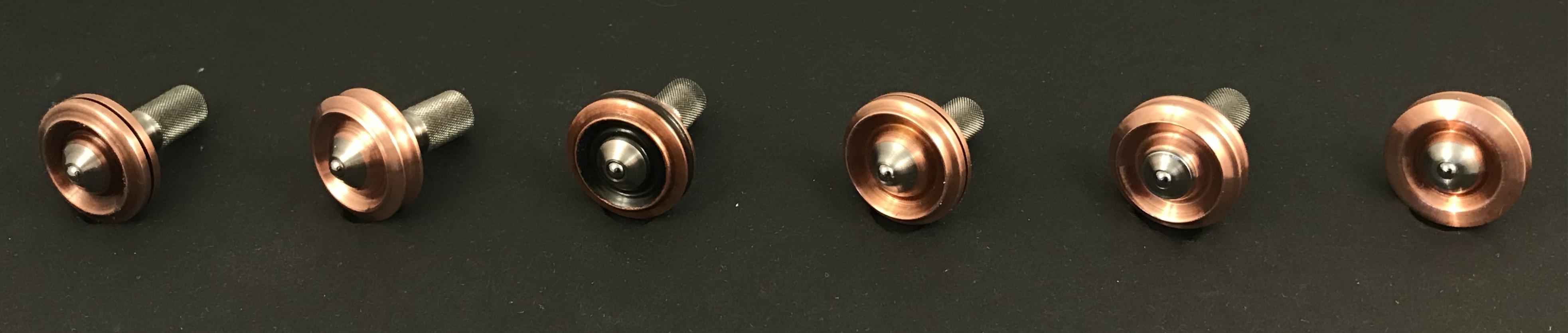 """5/8"""" Copper 182 and Ti or Bronze picture 2"""