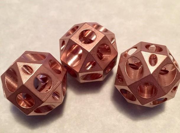 Picture of Tellurium Copper Geosphere Sign Up Sale