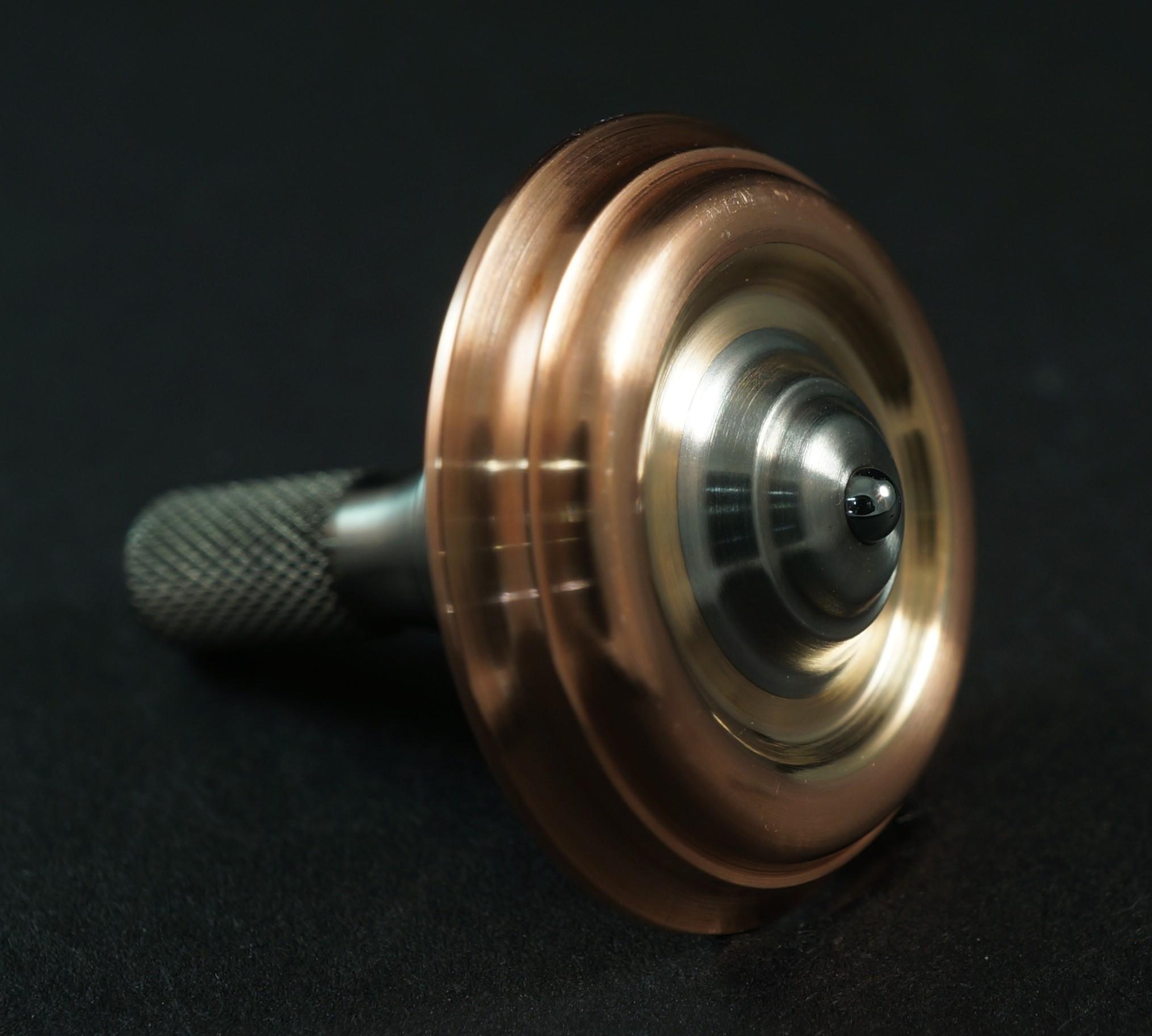 """#992 .98"""" Copper 145, bronze 510 & Ti UFO picture 2"""