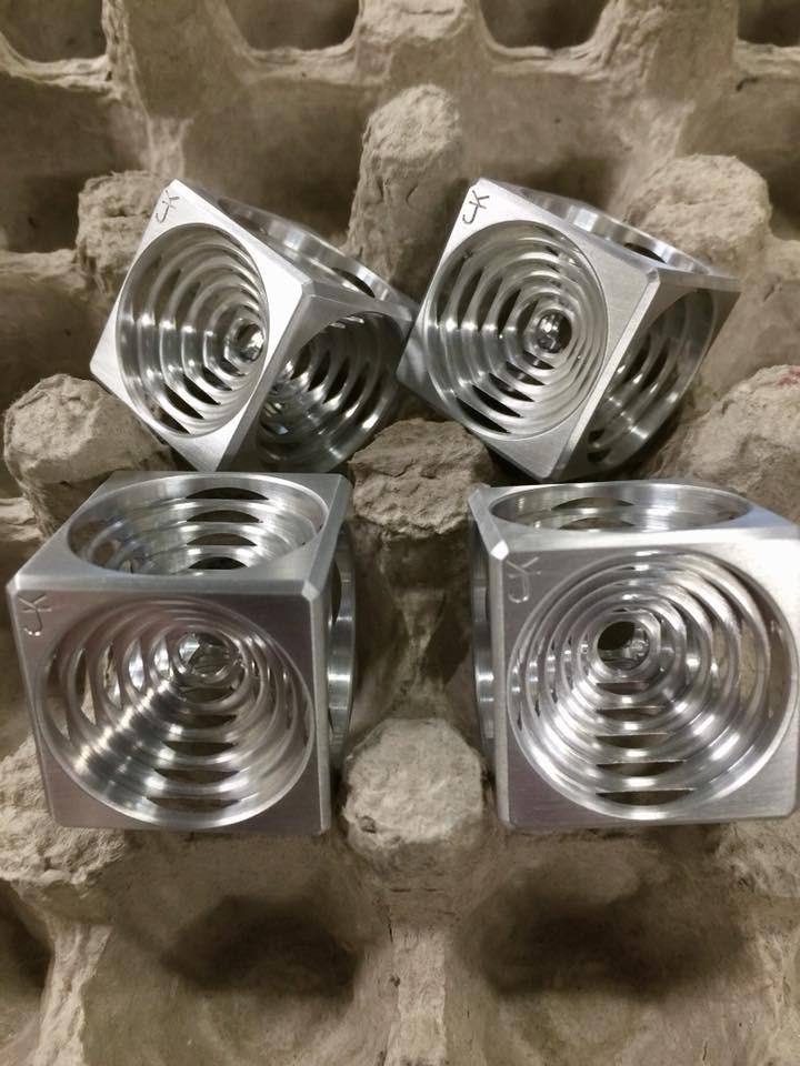 Picture of Aluminum Hextuple Plus Cube SUS