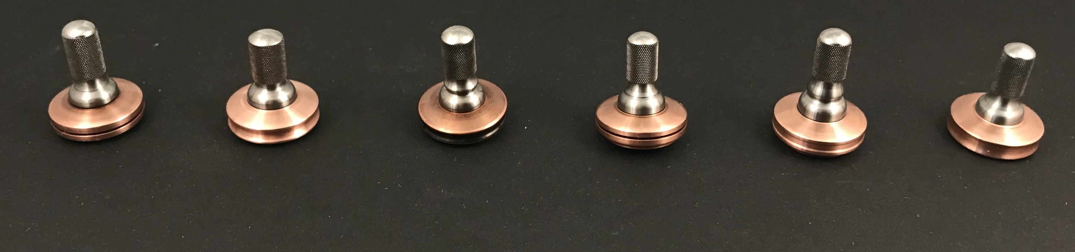 "Picture of 5/8"" Copper 182 and Ti or Bronze"
